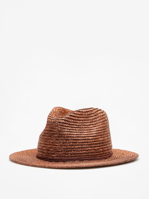Brixton Hat Lera Fedora Wmn (antique copper)