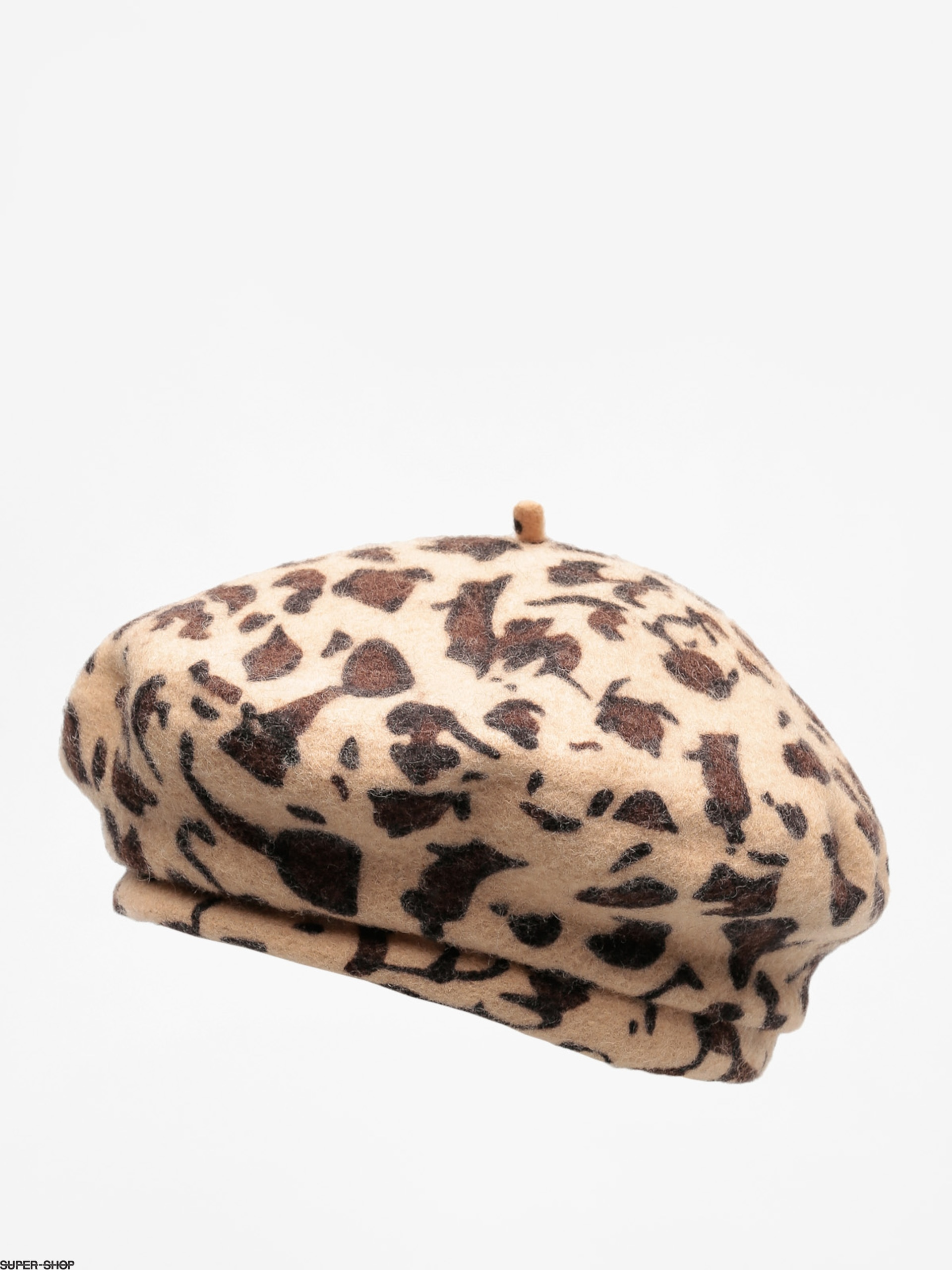 84934903c000b Brixton Flat cap Beret Audrey Lw Beret Wmn (leopard)