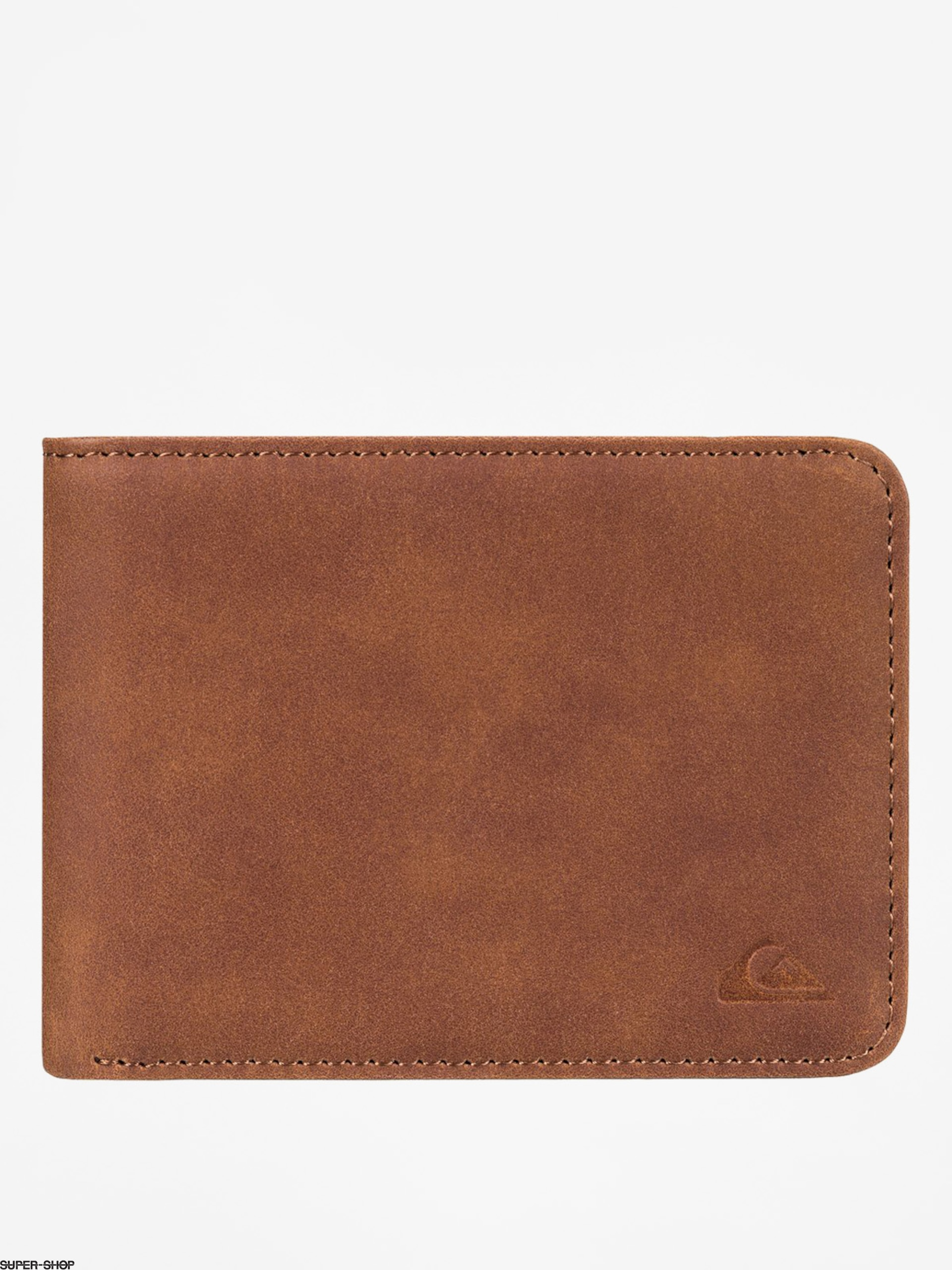 Quiksilver Geldbörse Slim Vintage (tan leather)
