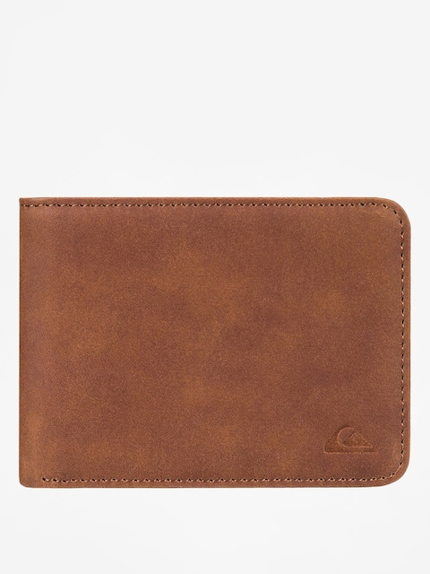 Quiksilver Wallet Slim Vintage (tan leather)