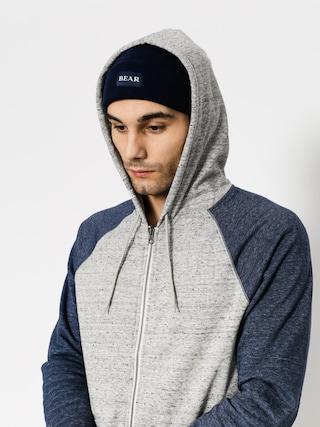 Element Hoodie Meridian Block ZHD (grey heather)
