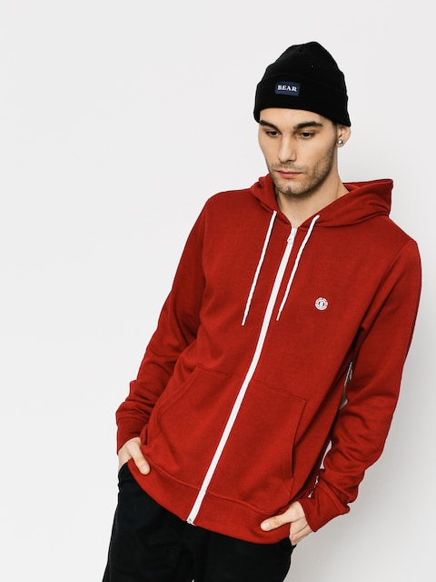 Element Hoodie Cornell Classic ZHD (red dalhia)