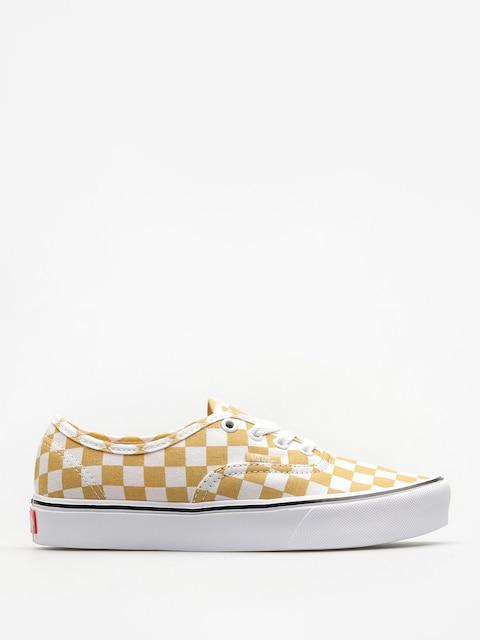 Vans Schuhe Authentic Lite (canvas/ochre/true/white)
