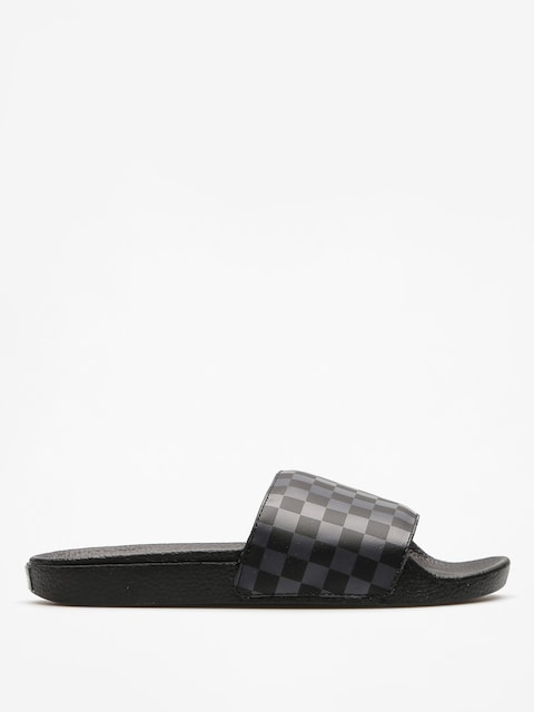 Vans Flip-flops Klapki Slide On (checkerboard/black/asphalt)