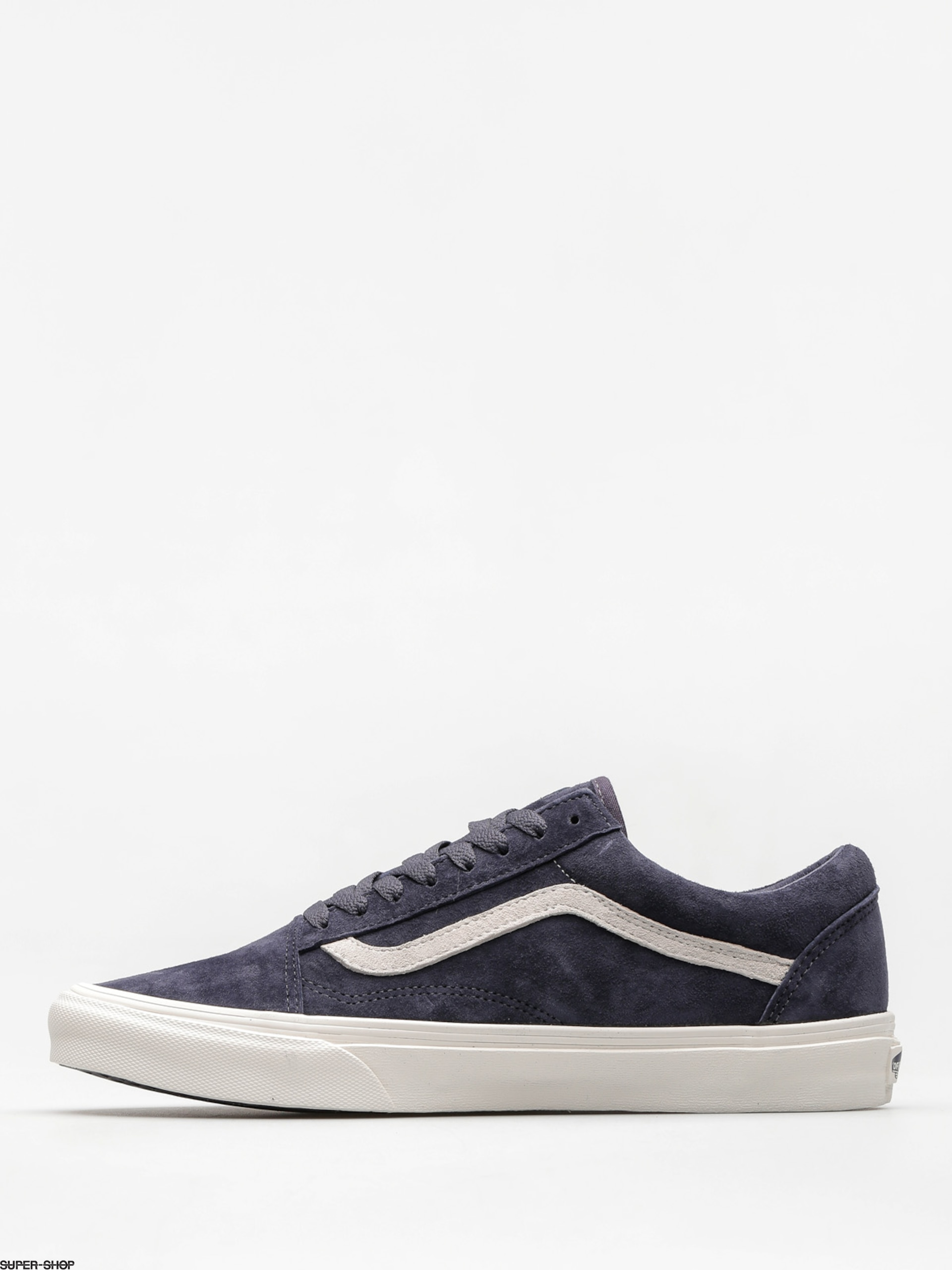 vans old skool trainers parisian night blanc