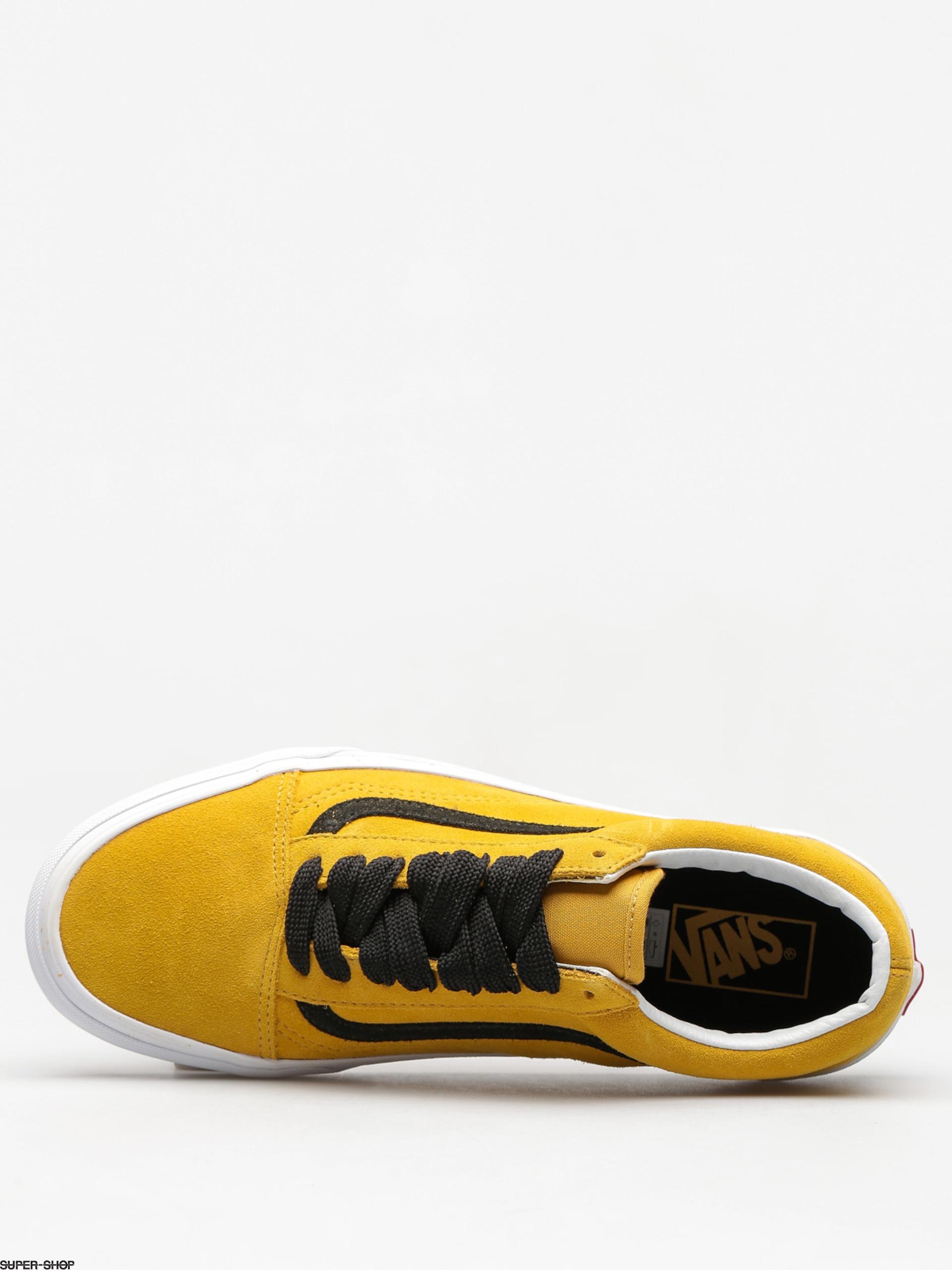 ed289888c4f Vans Shoes Old Skool (oversized lace tawny olive black)