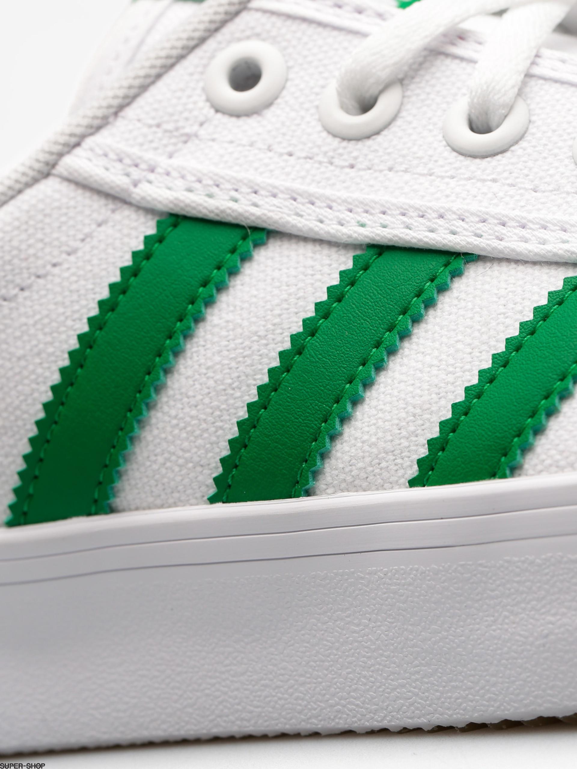 adidas Shoes Kiel (ftwwhtgreenftwwht)