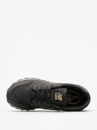 New Balance Schuhe 500 Wmn (black/gold)