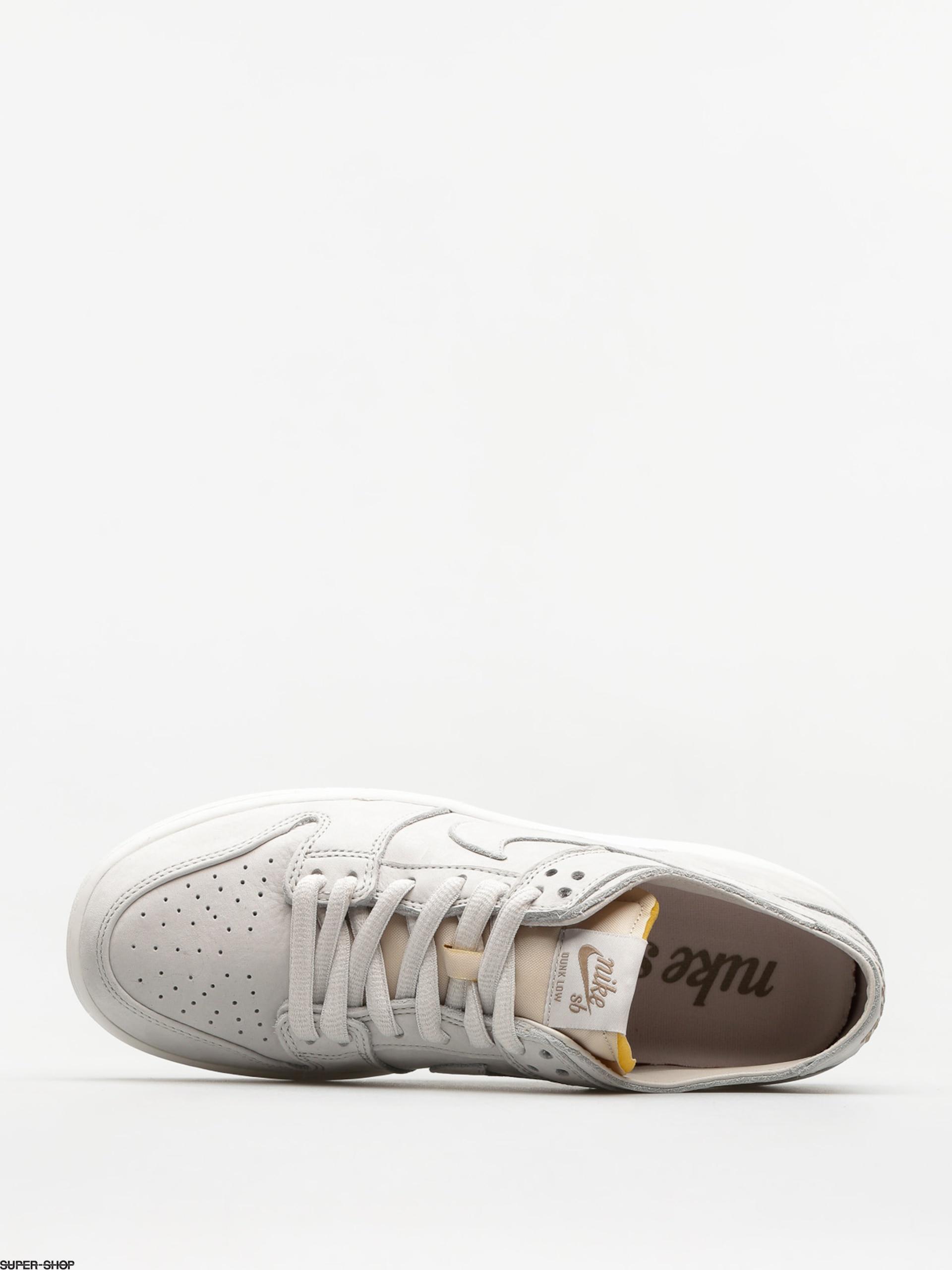 online store 8e372 25bdd Nike SB Shoes Zoom Dunk Low Pro Deconstructed (light bone light bone summit  white khaki)