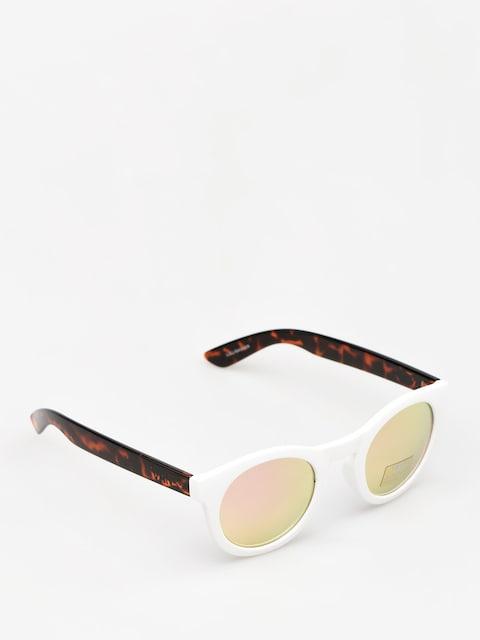 Vans Sunglasses Lolligagger Wmn (white/matte tortoise)