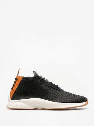 Nike Air Woven Boot Shoes (black/black dark russet black)