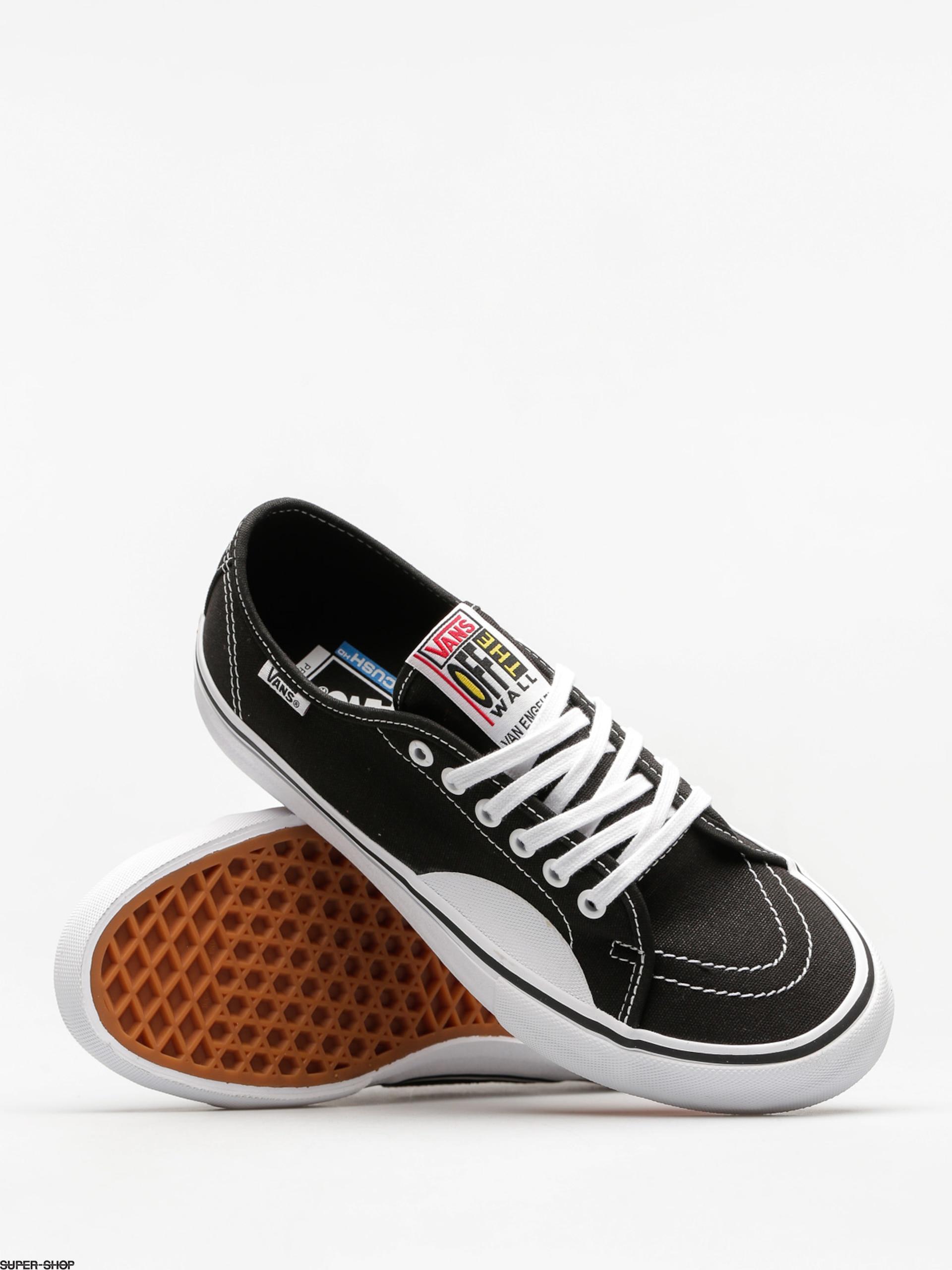 1e072a6ea9ad28 Vans Shoes Av Classic Pro (rubber black white white)