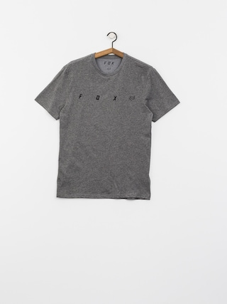 Fox T-shirt Agent Airline (htr drk gry)