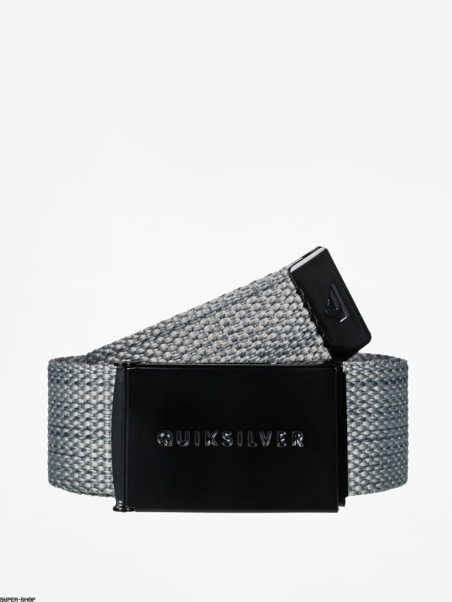 Quiksilver Gürtel Principle III (medium grey heather)