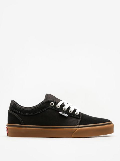Vans Schuhe Chukka Low (black/black/gum)