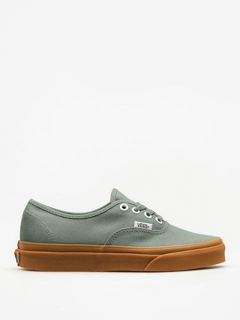 Vans Shoes Authentic (duck/green/gum)