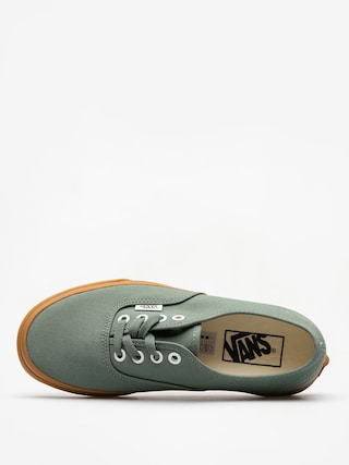 1184b12885e Vans Shoes Authentic (duck green gum)