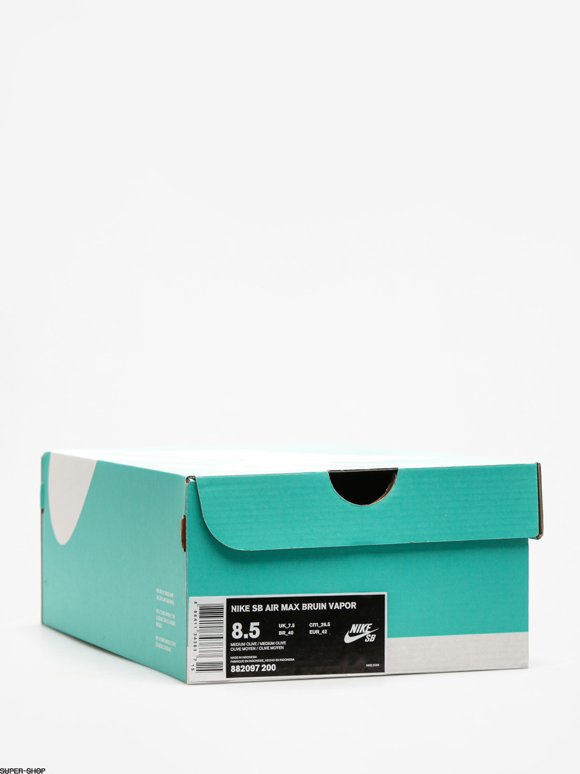 db54b0fcc7b949 Nike SB Shoes Sb Air Max Bruin Vapor (medium olive medium olive neutral  olive)