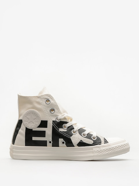 Converse Chucks Chuck Taylor All Star Hi (natural/black/egret)