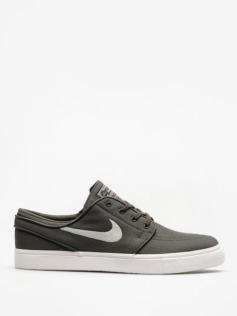 Nike SB Shoes Zoom Stefan Janoski Cnvs (sequoia/light bone summit white)