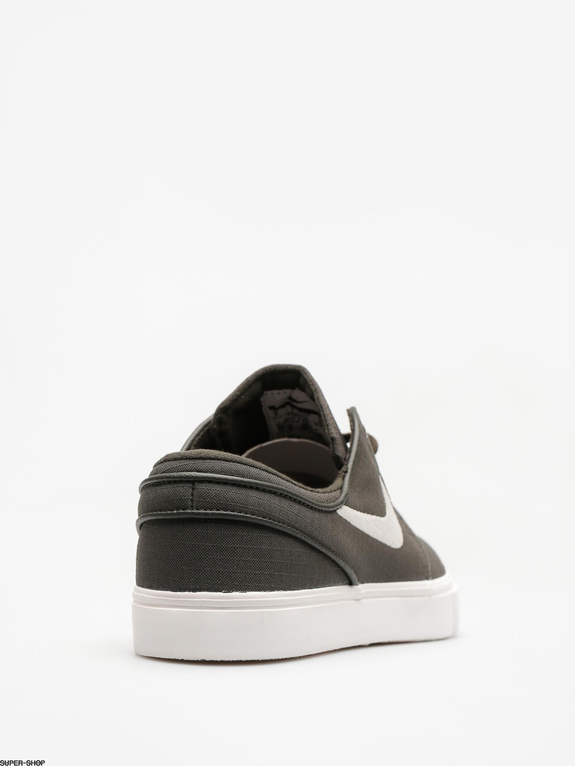 testigo Saludo Ciudad  Nike SB Shoes Zoom Stefan Janoski Cnvs (sequoia/light bone summit white)