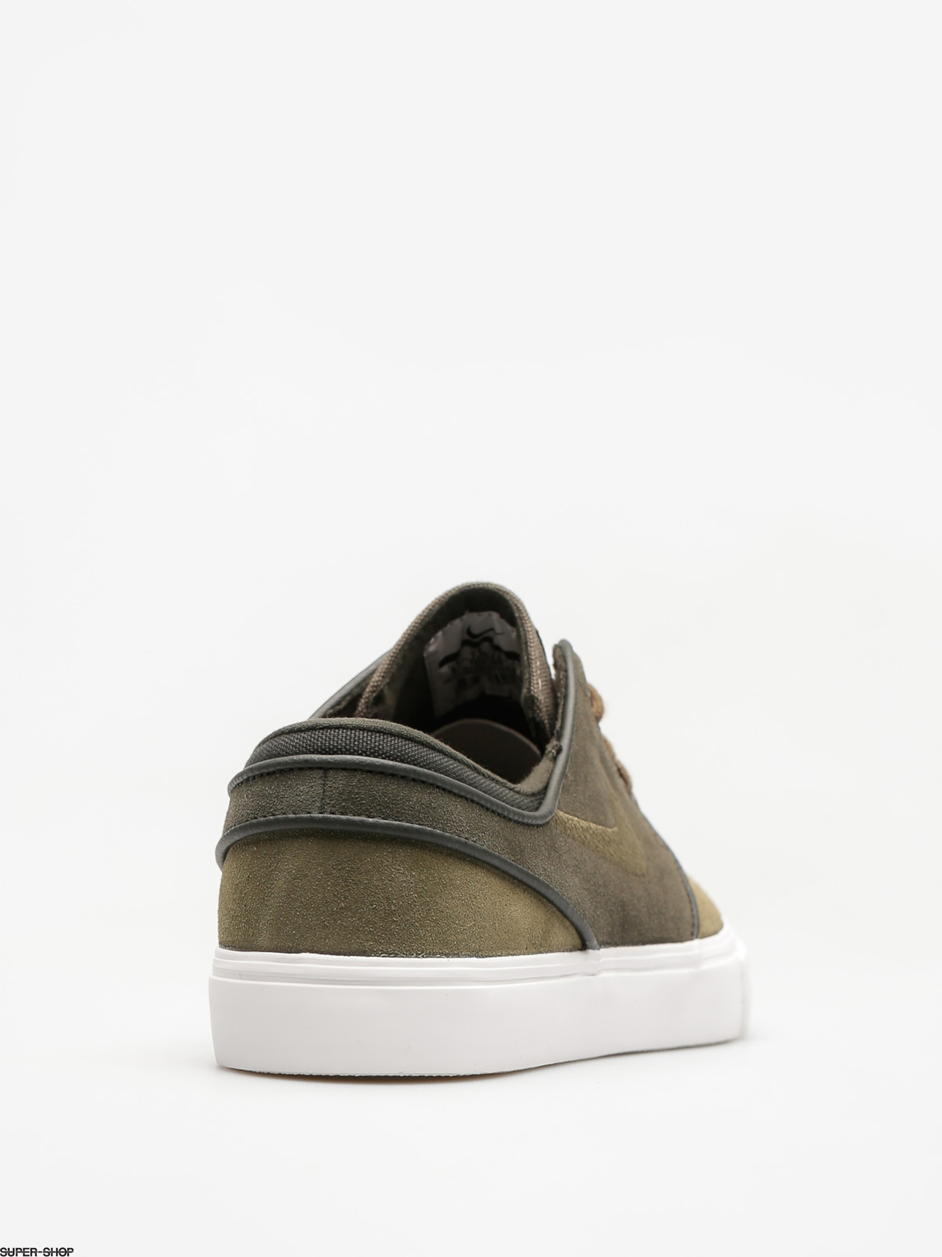 new arrival 50bf1 930ad Nike SB Shoes Zoom Stefan Janoski (sequoia medium olive summit white)