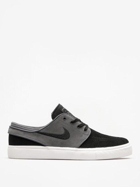 Nike SB Shoes Zoom Stefan Janoski (dark grey/black summit white)