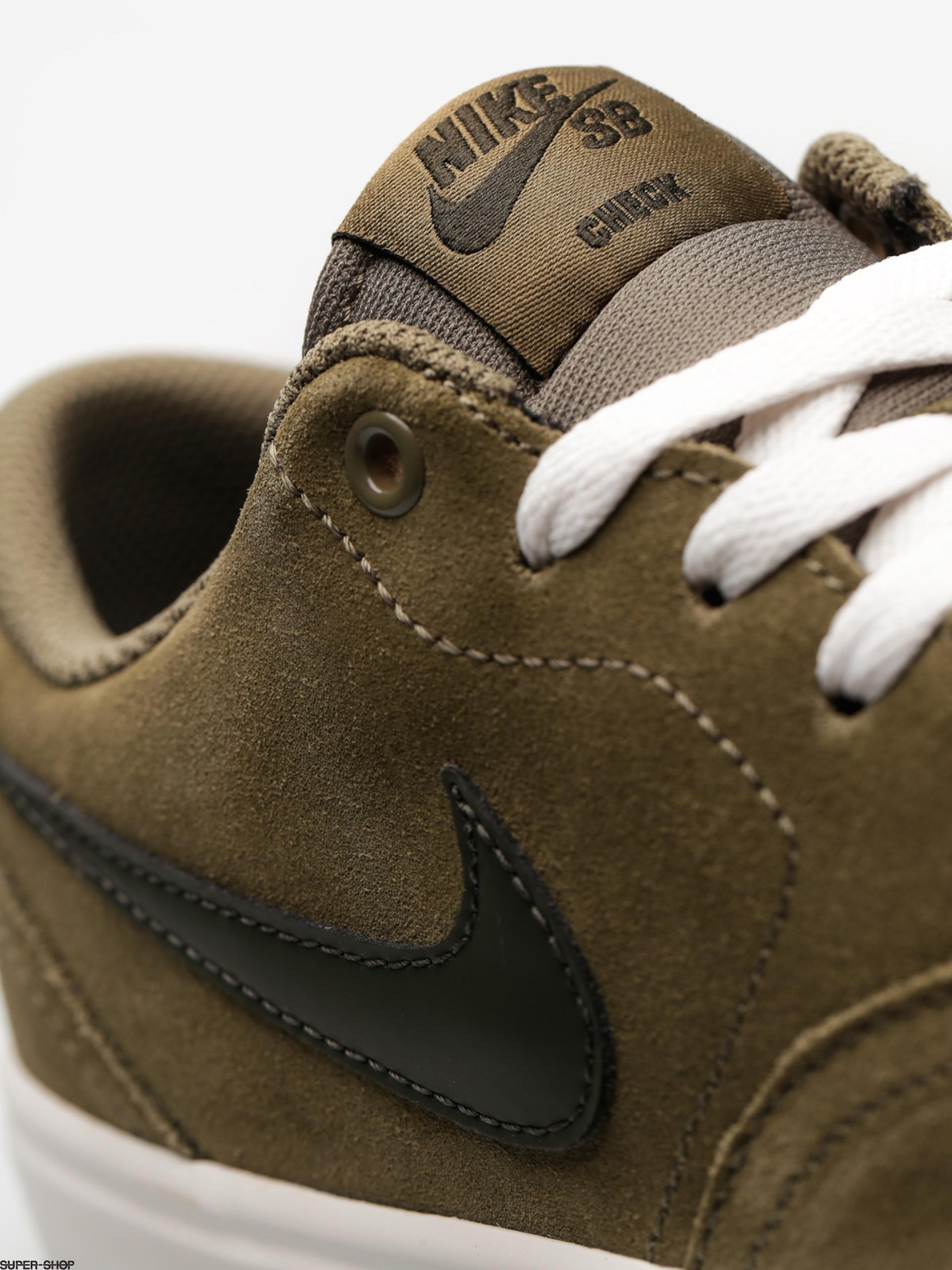 buy popular c1e93 36457 Nike SB Shoes Sb Check Solarsoft (medium olivesequoia summit white black)