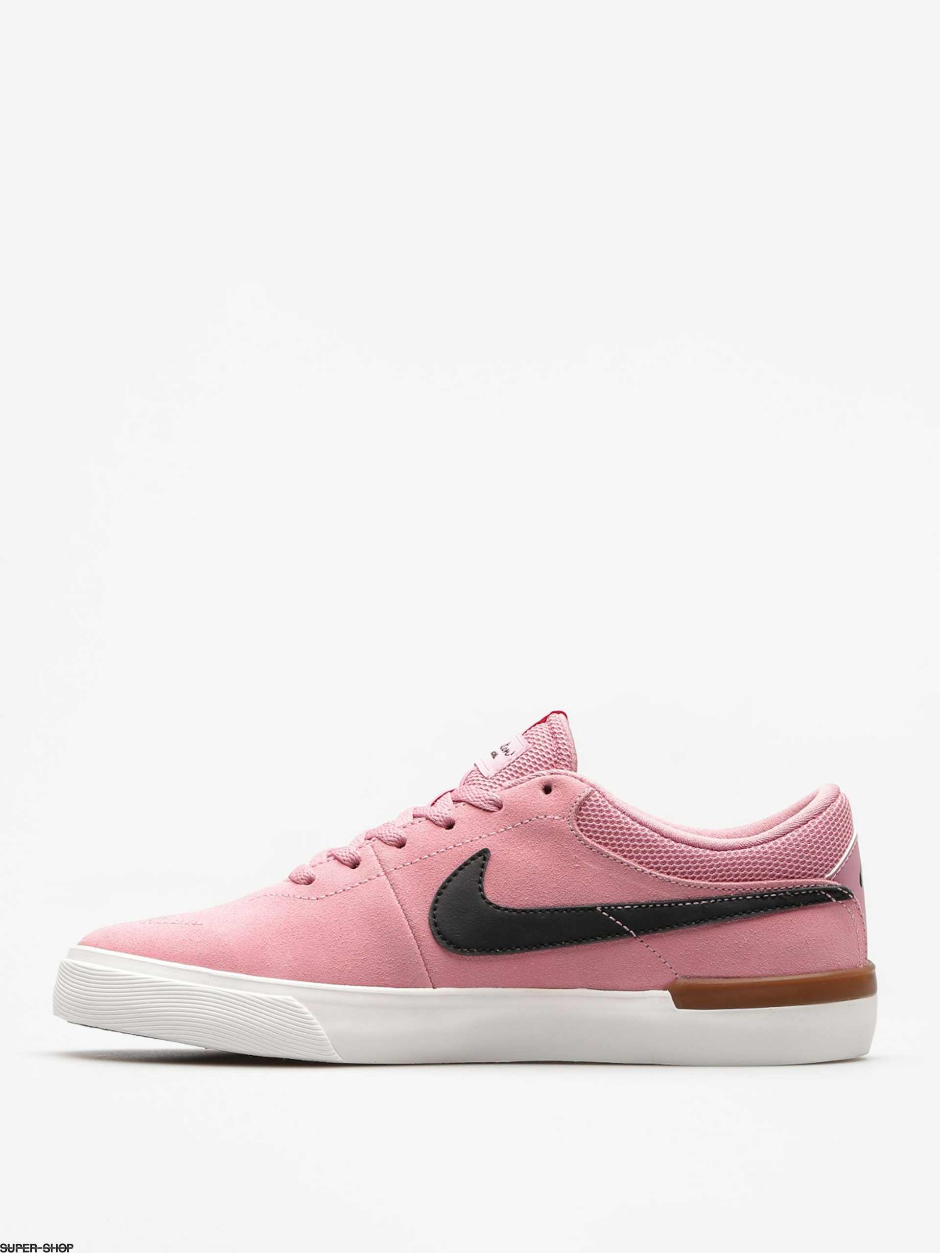 low priced a2c6c b35a0 Nike SB Shoes Sb Hypervulc Eric Koston (elemental pink black gum med brown)