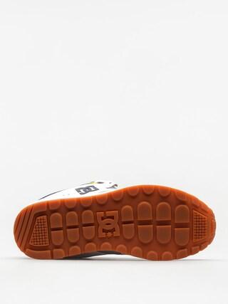 DC Shoes Kalis Lite (white/grey/yellow)