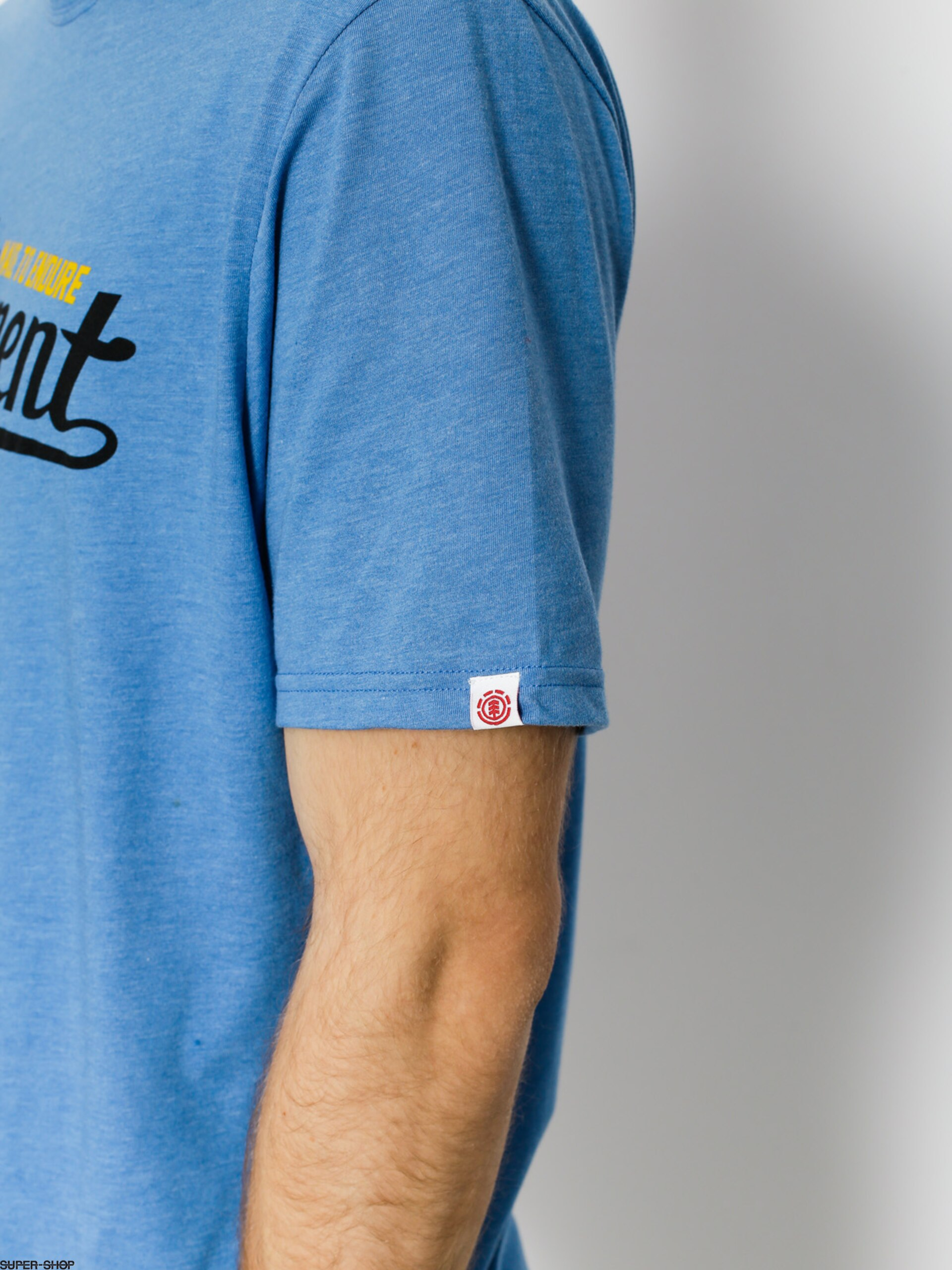 Niagara Heather Element Herren T-Shirt seal ss