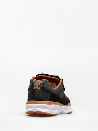 DC Shoes Player Se (black/camel)