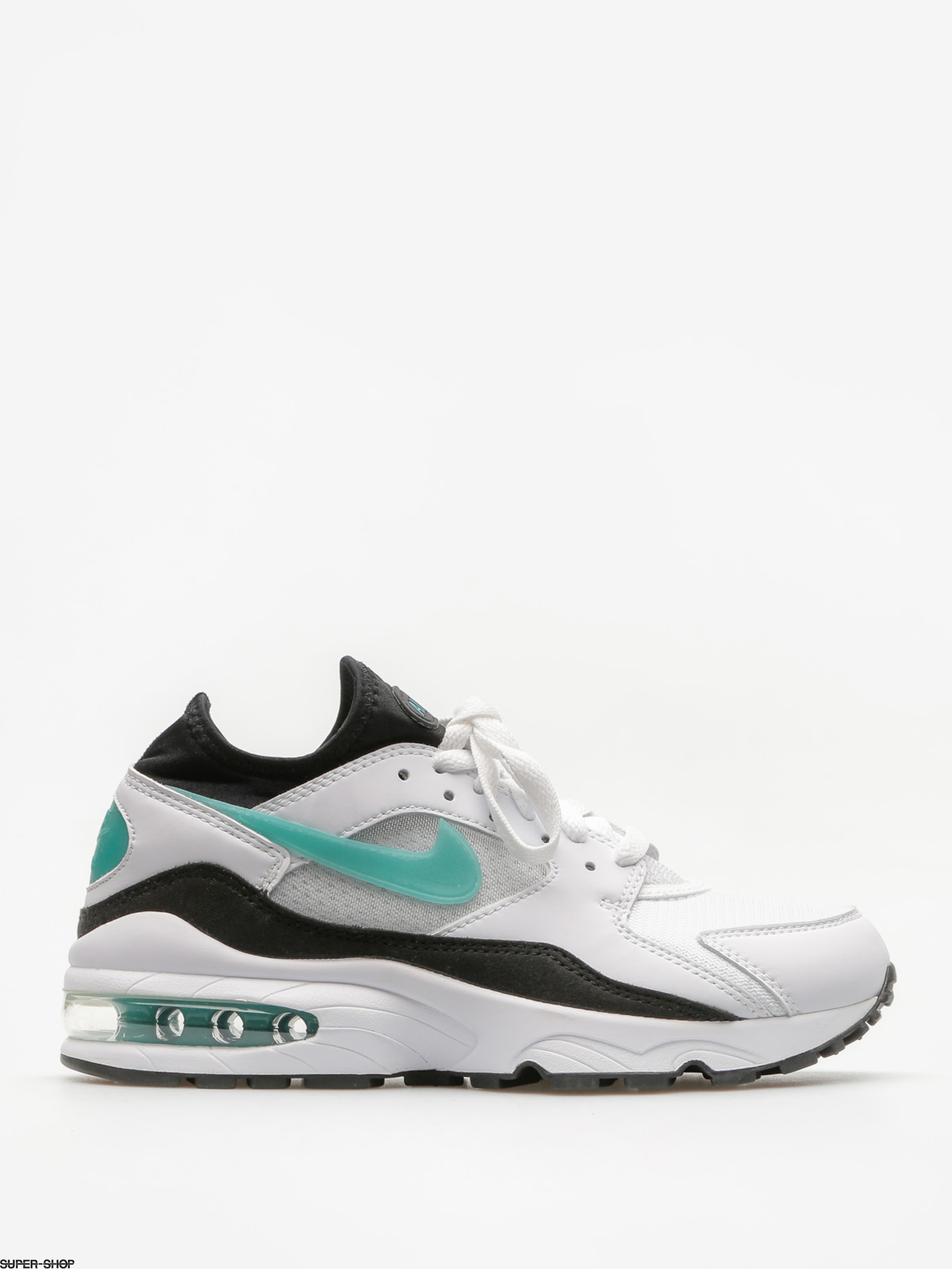 Nike Shoes Air Max 93 Wmn (white/sport turq black)