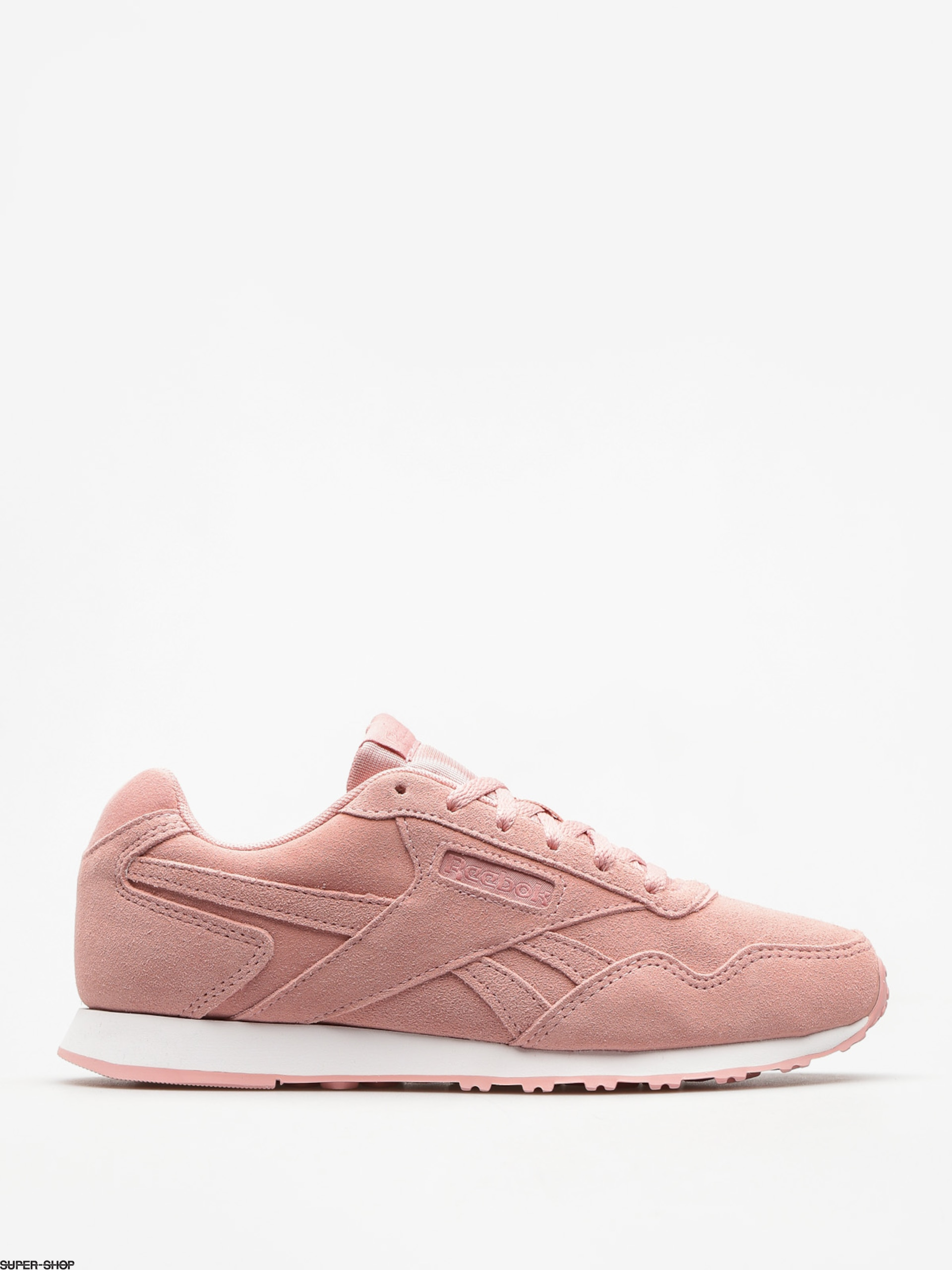 Reebok Shoes Royal Glide Wmn (chalk pink/white)