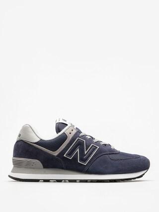 New Balance Shoes 574 (black/iris)