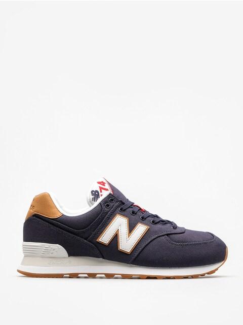 New Balance Shoes 574 (pigment)