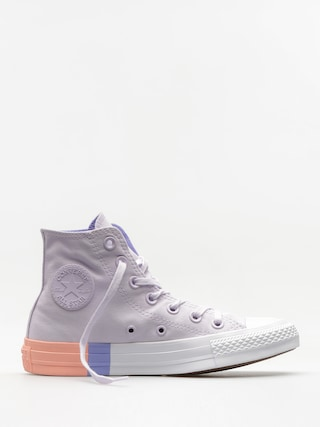 Converse Chucks Chuck Taylor All Star Hi (barely grape/twilight pulse)