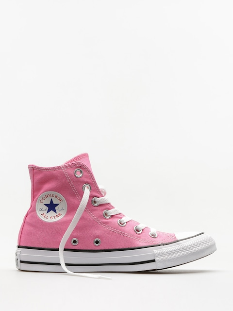 Converse Chucks Chuck Taylor All Star Hi (pink)