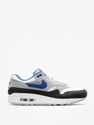 Nike Shoes Air Max 1 (white/gym blue light pumice black)