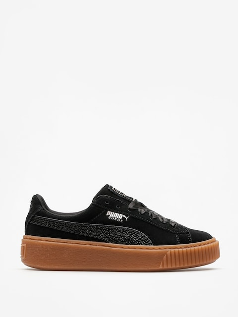Puma Shoes Suede Platform Bubble Wmn (puma black)