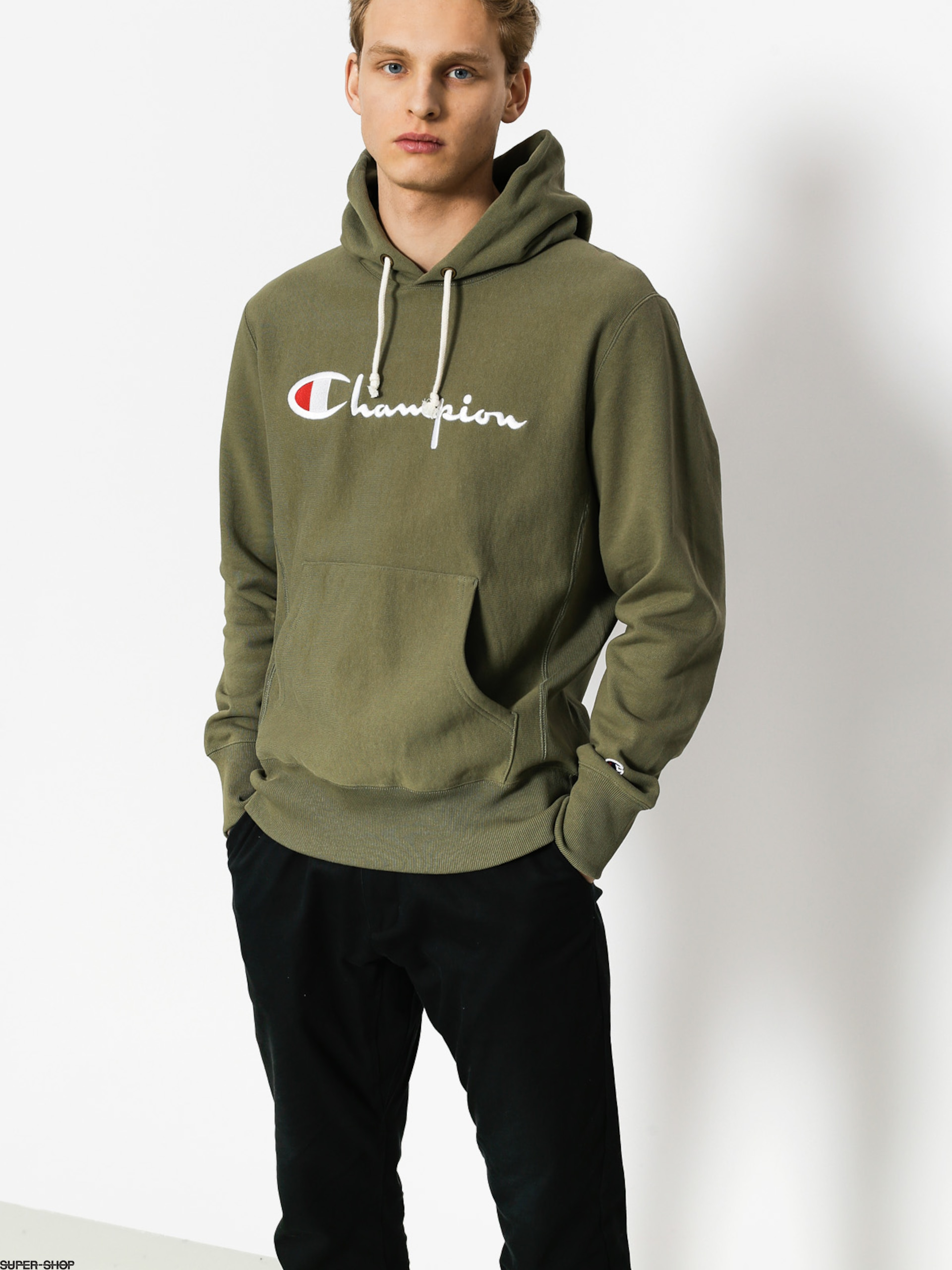 Champion Hoody Reverse Weave Hooded Sweatshirt HD (dto)