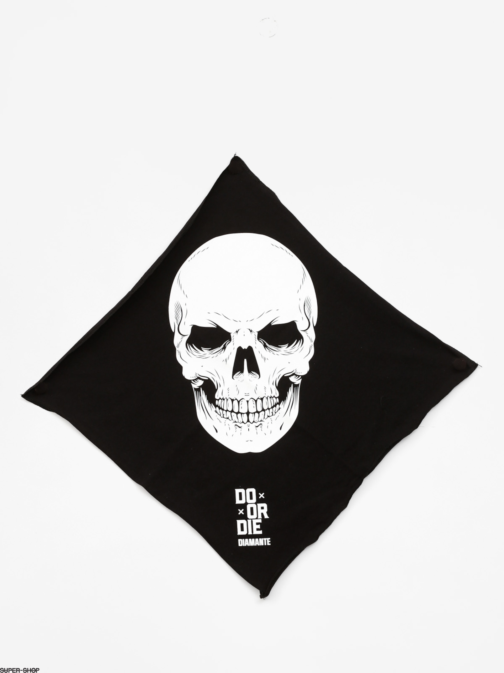Diamante Wear Bandana Do Or Die (black)