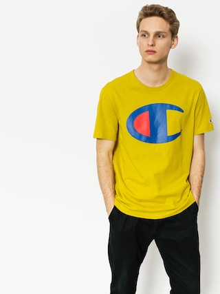 Champion T-shirt Crewneck T Shirt (wax)