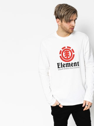 Element Longsleeve Vertical (optic white)