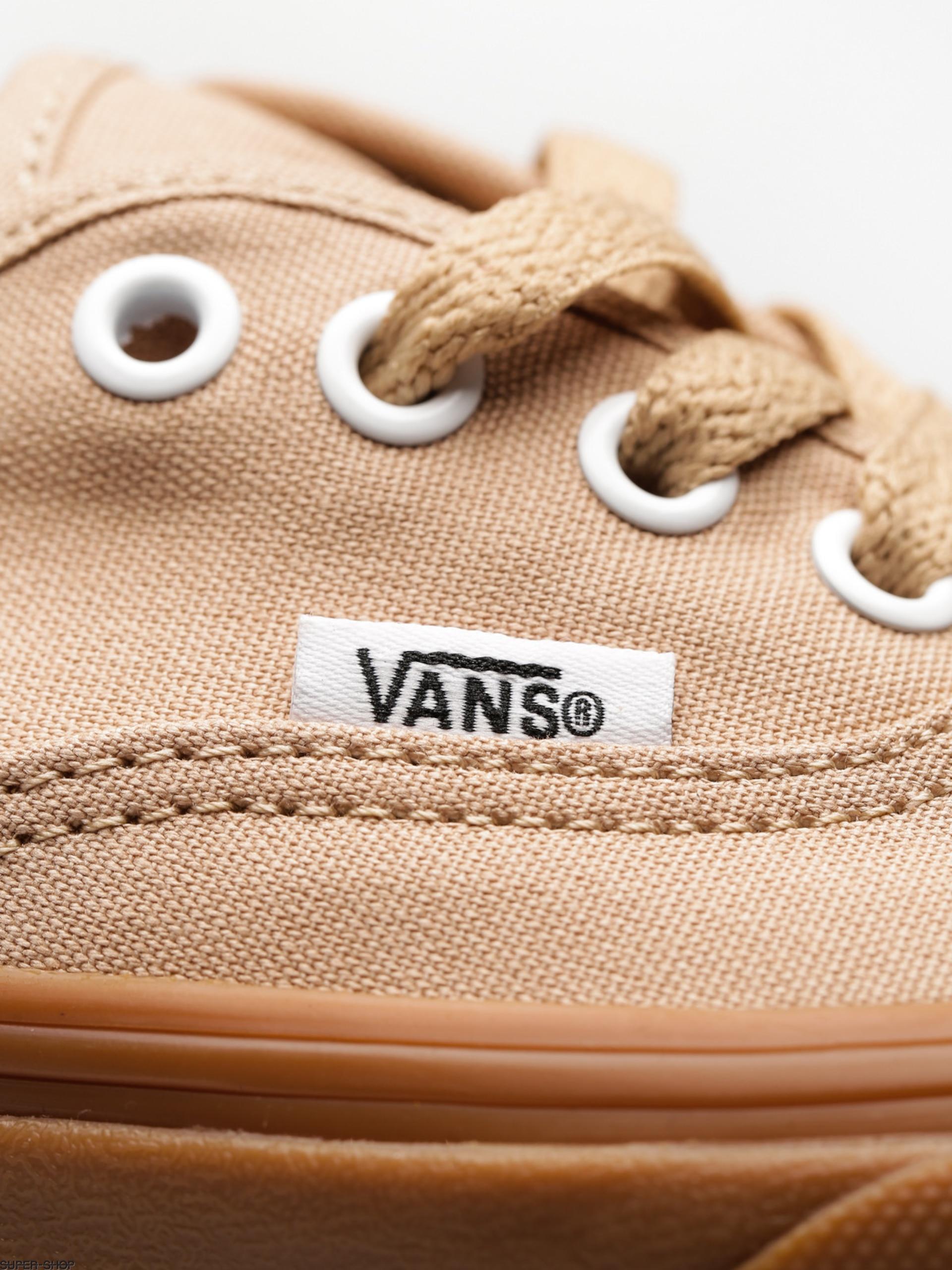 44fcdf542a1 Vans Shoes Authentic (sesame gum)