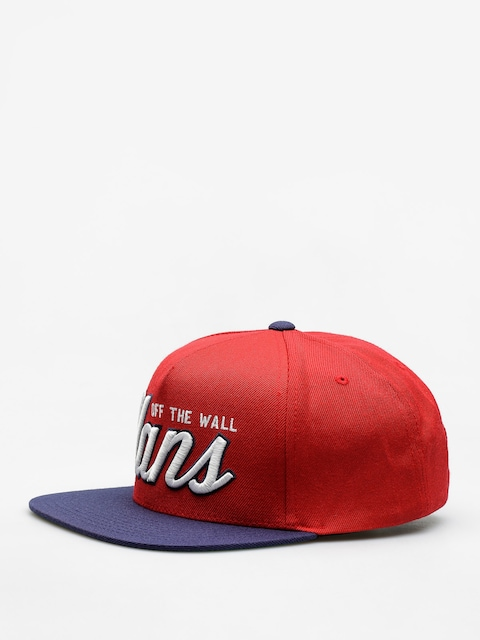 Vans Cap Hayden Snapback ZD (chili/pepper dress/blues)