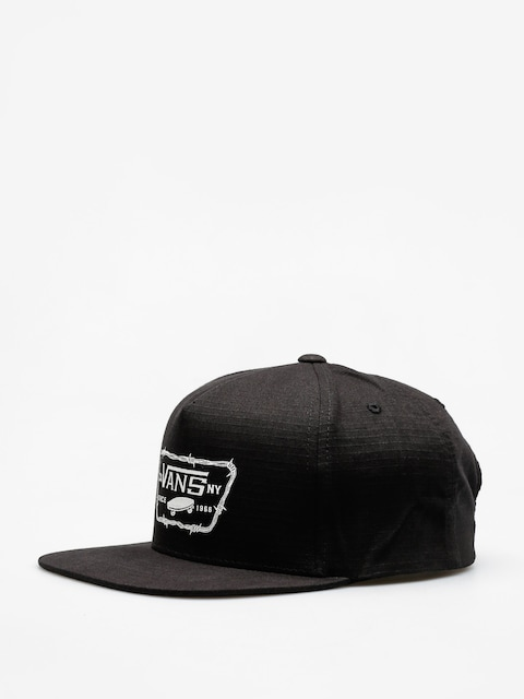 Vans Cap Full Patch Barbed Snapback ZD (black)
