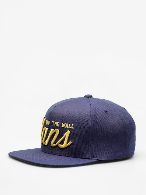 Vans Cap Hayden Snapback ZD (dress/blues old/gold)