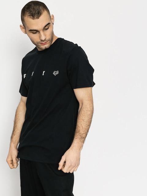 Fox T-Shirt Agent Airline (blk)