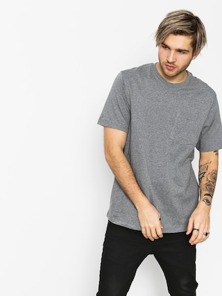Element T-shirt Basic Pocket Cr (grey heather)